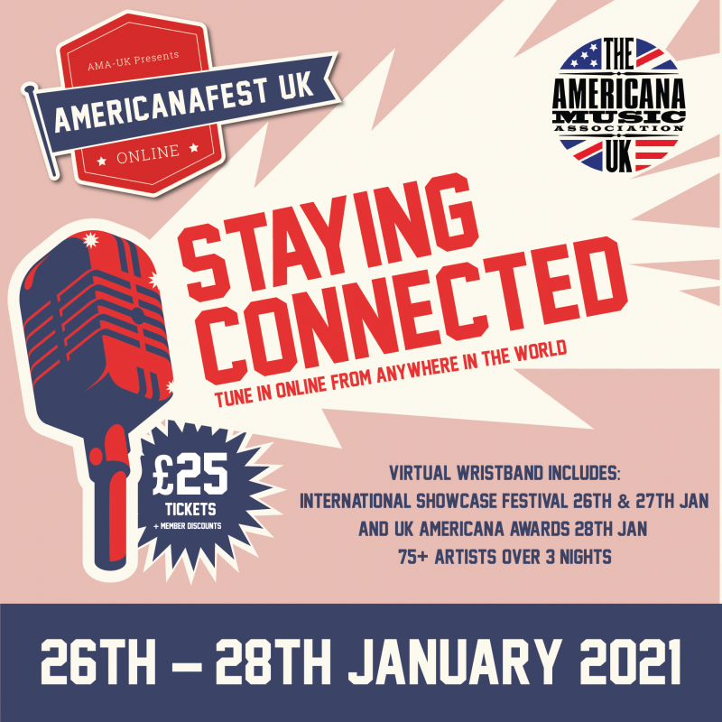 AmericanaFest Playlist