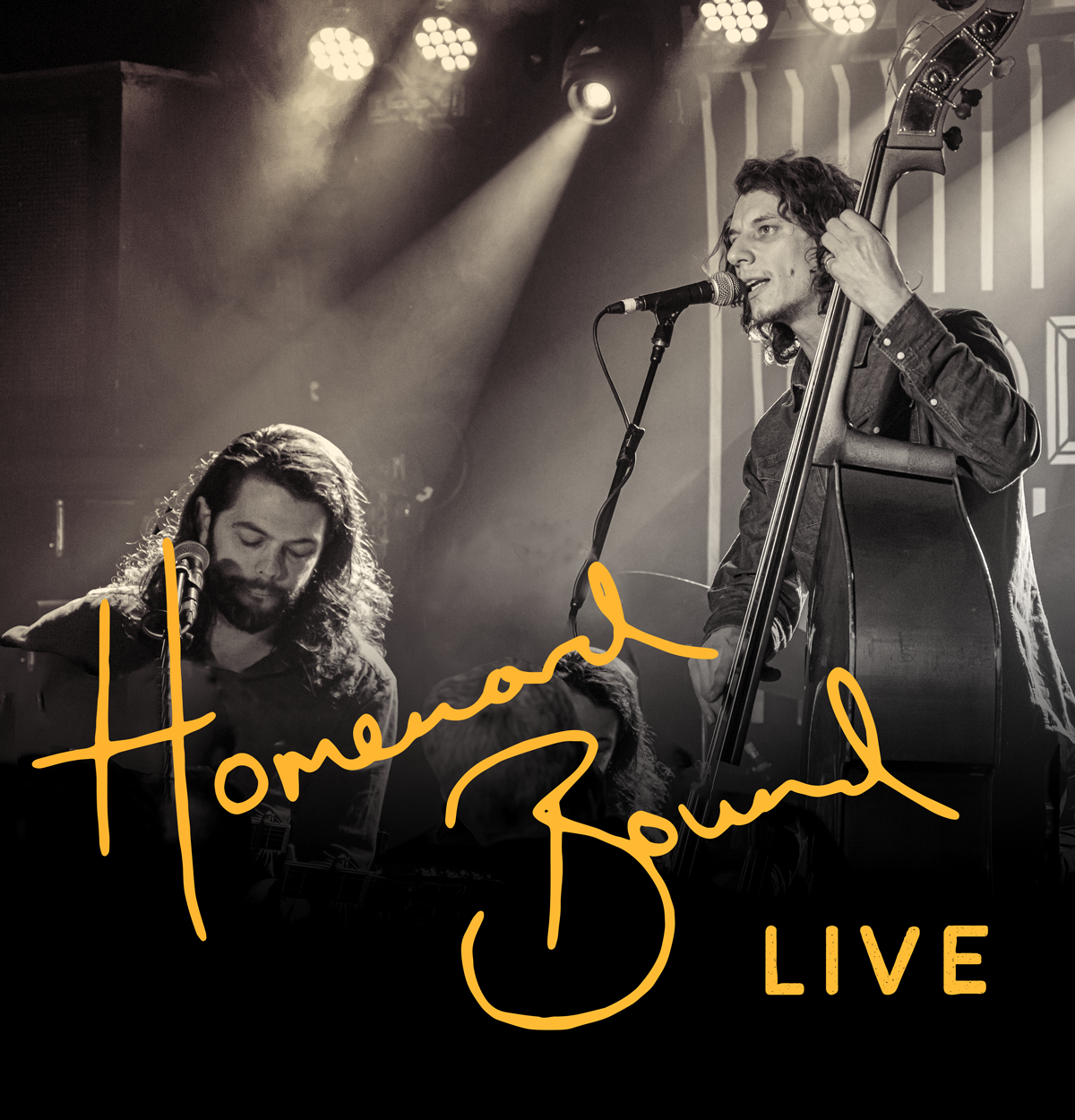 Homeward Bound (Live Acoustic) OUT NOW!