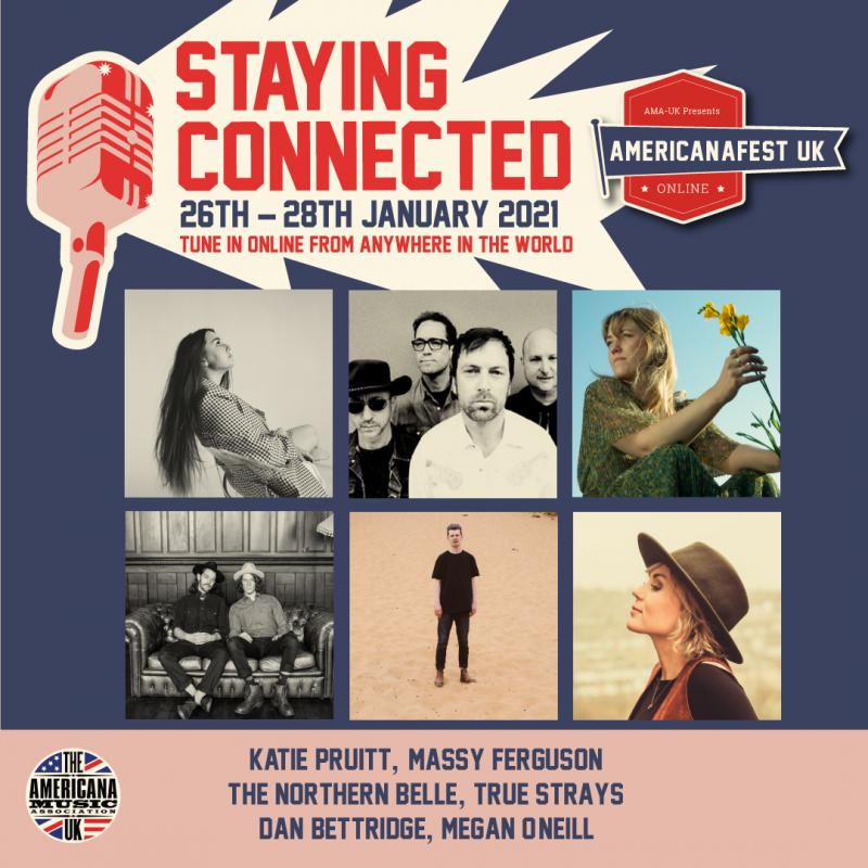 AmericanaFest Showcase & Homeward Bound (Live Acoustic)