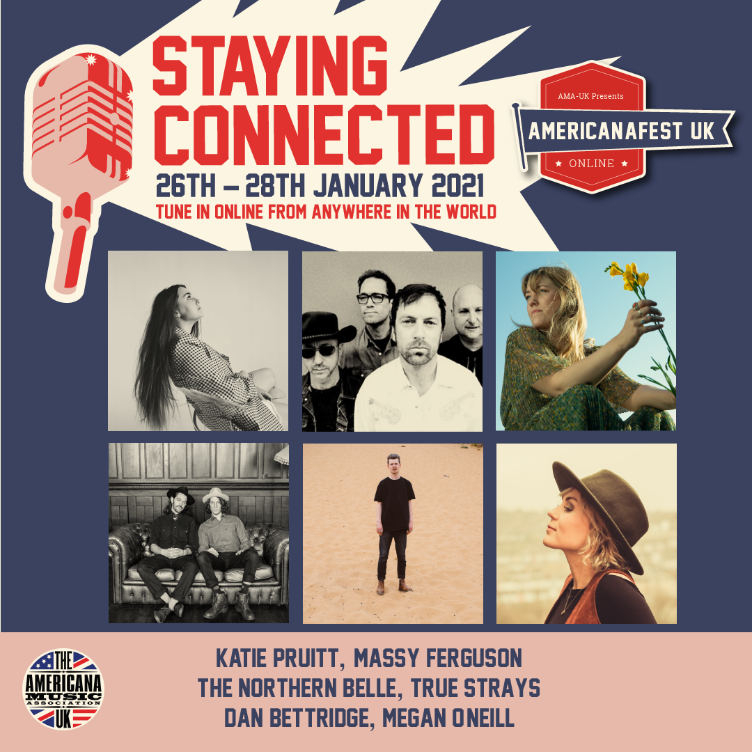 AmericanaFest Showcase & Homeward Bound (Live Acoustic)